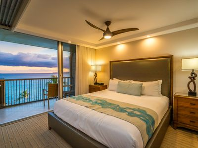 Photo for Maui Oceanfront Condo, Amazing Views, Best Beach, Close to Golf & Shopping