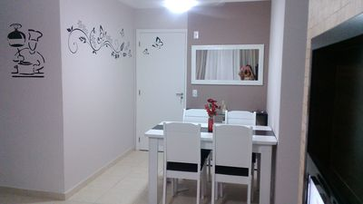 Photo for Refinement and comfort - Sea View - Feirinha + wifi and Cable TV + Netflix!