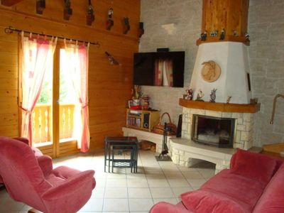 Photo for Chalet Pralognan-la-Vanoise, 3 bedrooms, 8 persons