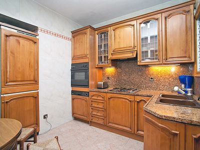 Photo for Apartment in Barcelona with Lift, Internet, Washing machine, Balcony (105485)