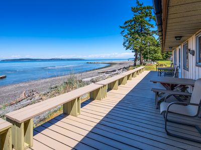 Photo for Orcas Island, Bunny Lane Beach House #257