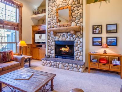 Photo for Inviting, dog loving home with A/C and home theater system, Hot Tub - DUTC12
