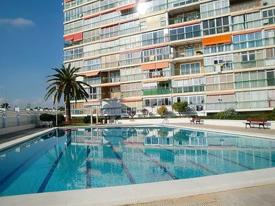 Photo for Apartment Edificio Comodoro  in Alicante, Costa Blanca - 3 persons, 1 bedroom