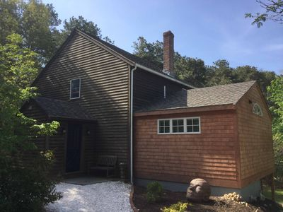 Photo for Walk to Long Pond & Wellfleet Center, Airy, Super Sunny, Clean Private Home