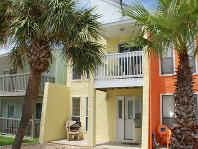 Photo for Chiquita: 2 BR / 1.5 BA townhouse in Mexico Beach, Sleeps 6