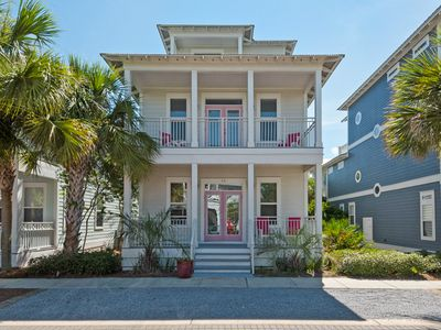 Photo for Awesome Seacrest Beach neighborhood ~ Close to Beach and Rosemary!