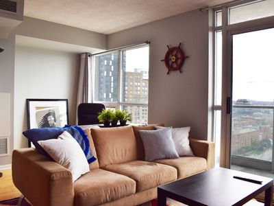 Photo for Modern High rise 1 Bedroom in Downtown Toronto