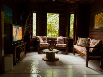 Photo for 3BR Country House / Chateau Vacation Rental in ubatuba, Sao Paulo