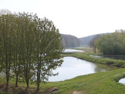 Photo for Unparalleled view of the magnificent part in the Aischgrund. Middle Franconia PUR