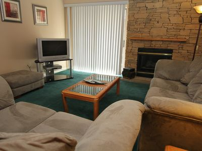 Photo for two bedroom condo sleeps 8 persons