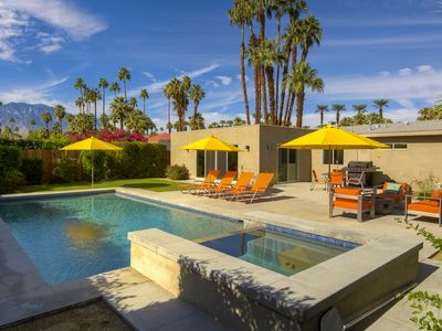 Photo for Villa de Vistas - Your Own Private Resort in theTamarisk CC Neighborhood