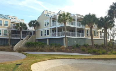 Photo for Stunning Villa & Views! Across from Beach & Club Amenities! Pet Friendly!