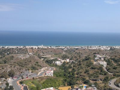 Photo for Fabulous Peaceful Penthouse Apartment with Amazing Unrivaled Views Of The Sea