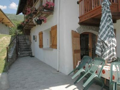 Photo for 2BR Cottage Vacation Rental in Fontcouverte-La-Toussuire, Auvergne-Rhône-Alpes