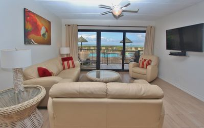 Living Room Area With A Great View
