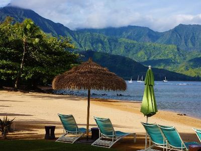 Photo for Spectacular Hanalei Bay Getaway