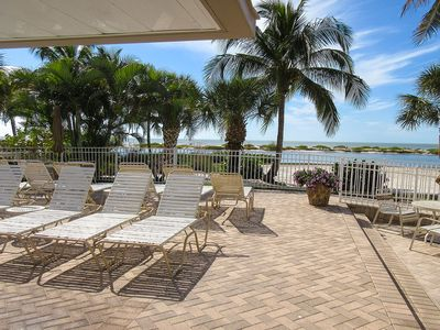 Photo for Fabulous Deluxe Beachfront Eden House 2B/2B Vacation Condo, Awesome Gulf View, White Sands and Sunshine!