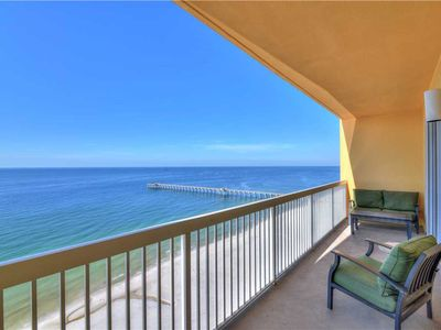 Photo for Luxury Beachfront Calypso 16th Floor, Near Pier Park