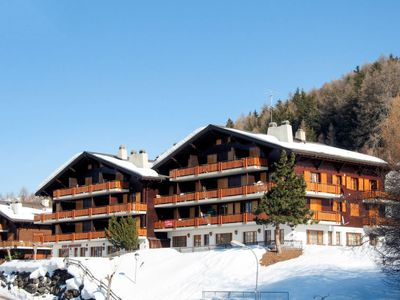 Photo for Les Mayens-de-Sion Apartment, Sleeps 8 with Free WiFi