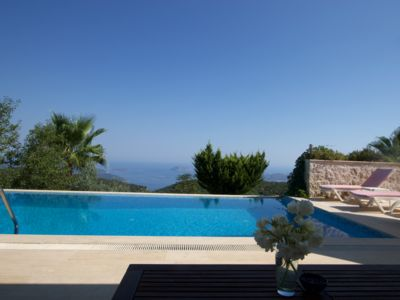 Photo for Villa Emilie Yeniköy Secluded beauty with infinity pool w/ breathtaking scenery