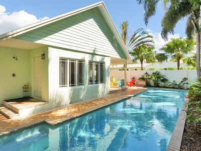 Photo for FLL Beach Bungalow Charmer minutes to Beach!