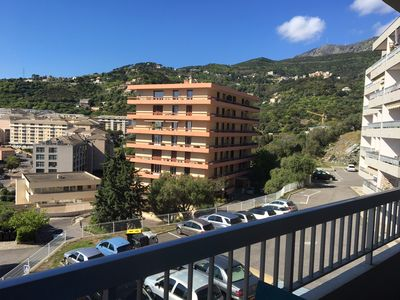 Photo for 1BR Apartment Vacation Rental in Bastia