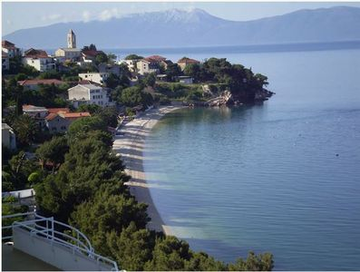 Gradac -- centraly located small town, easy drive to Split, Dub, islands, Bosnia