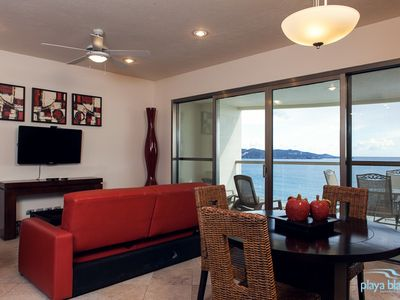 Photo for 1 Bedroom Condo Playa Blanca 704