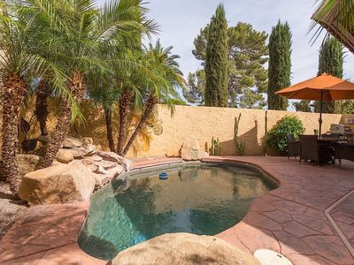 Photo for Quiet home near Old Town Scottsdale w/private heated pool!