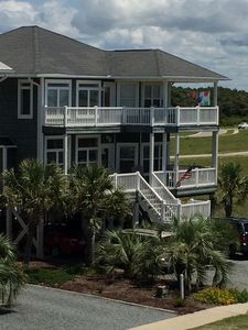 Photo for Oceanfront/Beachview Home, private access, *PET FRIENDLY