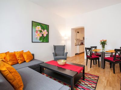 "Photo for AKH - 1 Bed Apartment ""Theresiengasse"""
