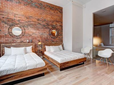 Photo for 2 bedroom Loft near Rue Notre-Dame Ouest