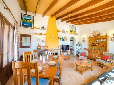 Photo for Vacation home Es Molí Nou in Son Servera - 6 persons, 3 bedrooms