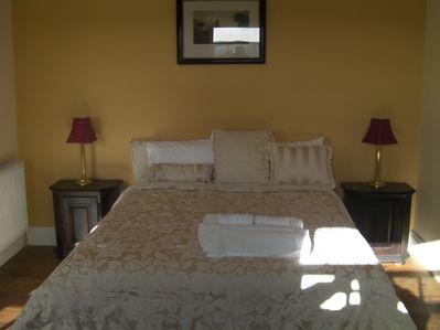 Bedroom 1, 1 x Double with Ensuite, Adjoining Bedroom with Single Bed
