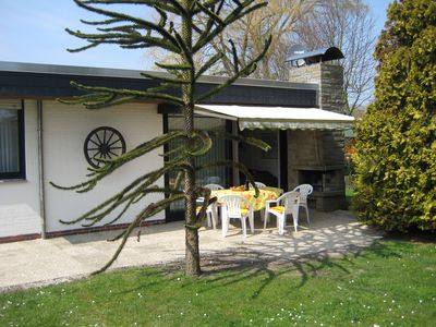 Photo for House Pecher-600sqm detached, calm, child-friendly, the beach, outside fireplace