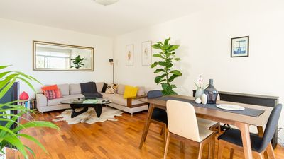 Photo for Light and Spacious 2 Bedroom Apartment in Bronte