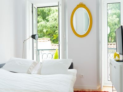 Photo for Alfama - Charming equipped studio with River view and Netflix TV
