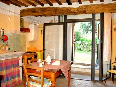 "Photo for ""Il Susino"" is a self contained apartment adjoining the farmhouse, ideal accommo"
