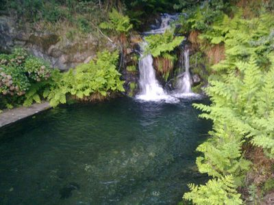 Photo for Rebuilt watermill ,, Water Falls. Private swimming pool. Tennis Court
