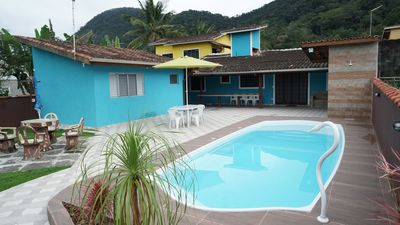 Photo for House with WI-FI Pool and Private Barbecue !!! 24 Hour Security