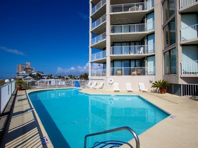 Marvelous Garden City Condo Rental   Beachside Pool And Sun Deck, One Of Two At One Awesome Ideas