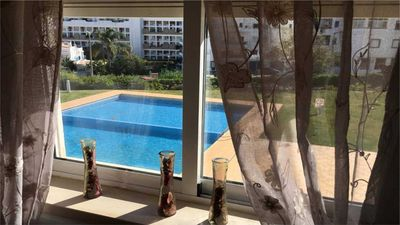 Photo for Albufeira T1 Montechoro - quiet and central zone - private condominium.