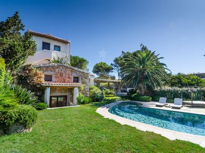 Photo for EXCLUSIVE VILLA WITH SWIMMING POOL A FEW STEPS FROM THE BEACH