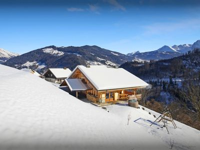 Photo for COMING SOON: Indoor pool, gym at this stunning family chalet - OVO Network