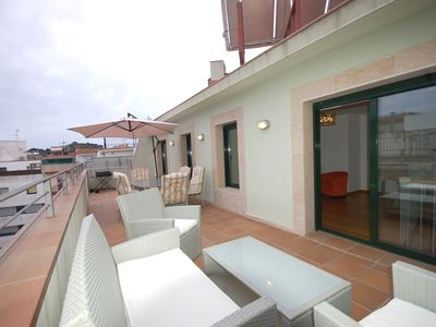 Photo for EXCELLENT DUPLEX PENTHOUSE IN TOSSA