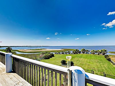Photo for Paradise on Rollover Bay - Waterfront Gem w/ Dock, Gazebo & Views