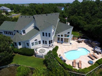 Photo for Currituck Club 004: 5 BR / 4 BA house in Corolla, Sleeps 12