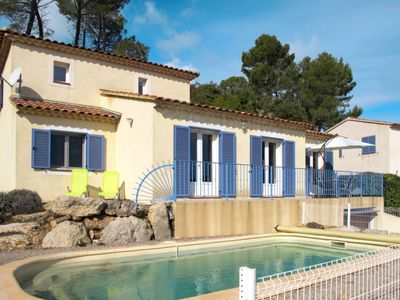 Photo for 3 bedroom Villa, sleeps 6 in Sillans-la-Cascade with Pool and WiFi