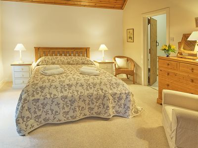 Photo for Sandham - Close to Bamburgh's sandy beach sleeps 6