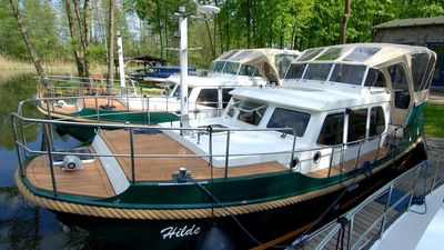 Photo for Yacht Linssen DS 320 for 4 + 2 persons.